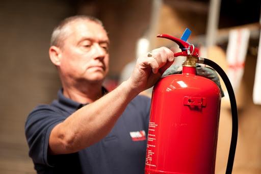 cách kiểm tra áp lực bình chữa cháy hết hạn
