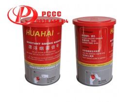 Quả tạ khói màu cam chuyên dụng dùng trong diễn tập  PCCC giá rẻ chất lượng